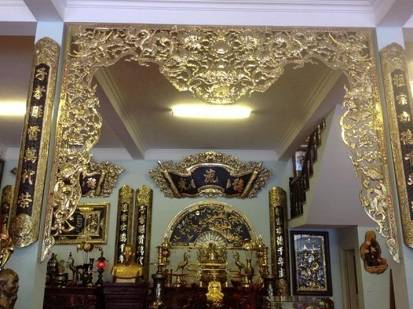 Cách chọn đồ đồng thờ cúng cho nhà thờ họ