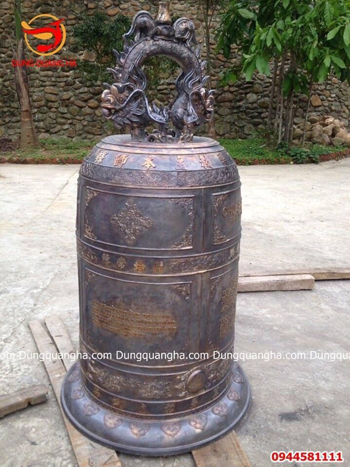 Cơ sở đúc chuông đồng Ý Yên Nam Định