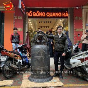 Đại Hồng Chung – Chiếc Chuông Đồng pháp khí Phật giáo