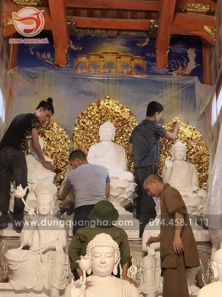 Cơ sở đúc đồng uy tín Dung Quang Hà – Nơi lưu giữ tinh hoa nghề đúc đồng truyền thống