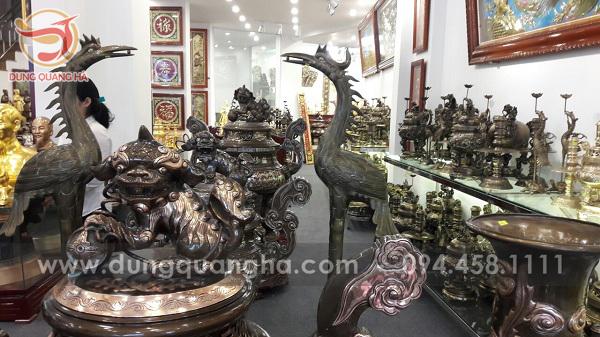 địa chỉ mua đồ đồng chất lượng tại Hà Nội 