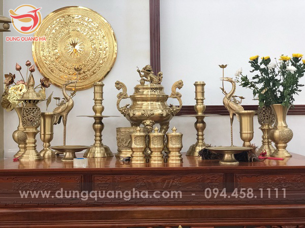 mua đồ đồng cao cấp tại Hà Nội