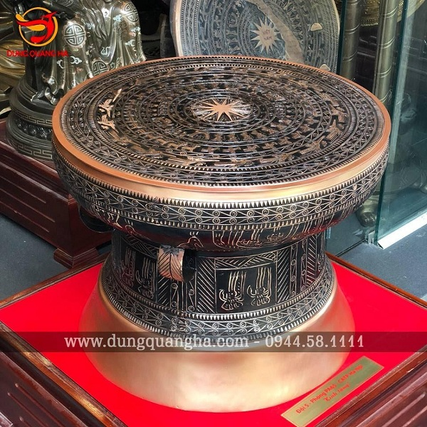 Trống đồng – Biểu tượng tinh hoa văn hóa Việt ngàn năm