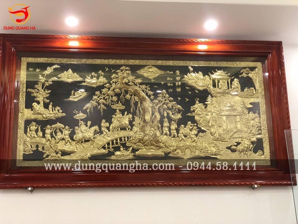 Ý nghĩa tranh đồng Vinh Quy Bái Tổ trong văn hóa người Việt