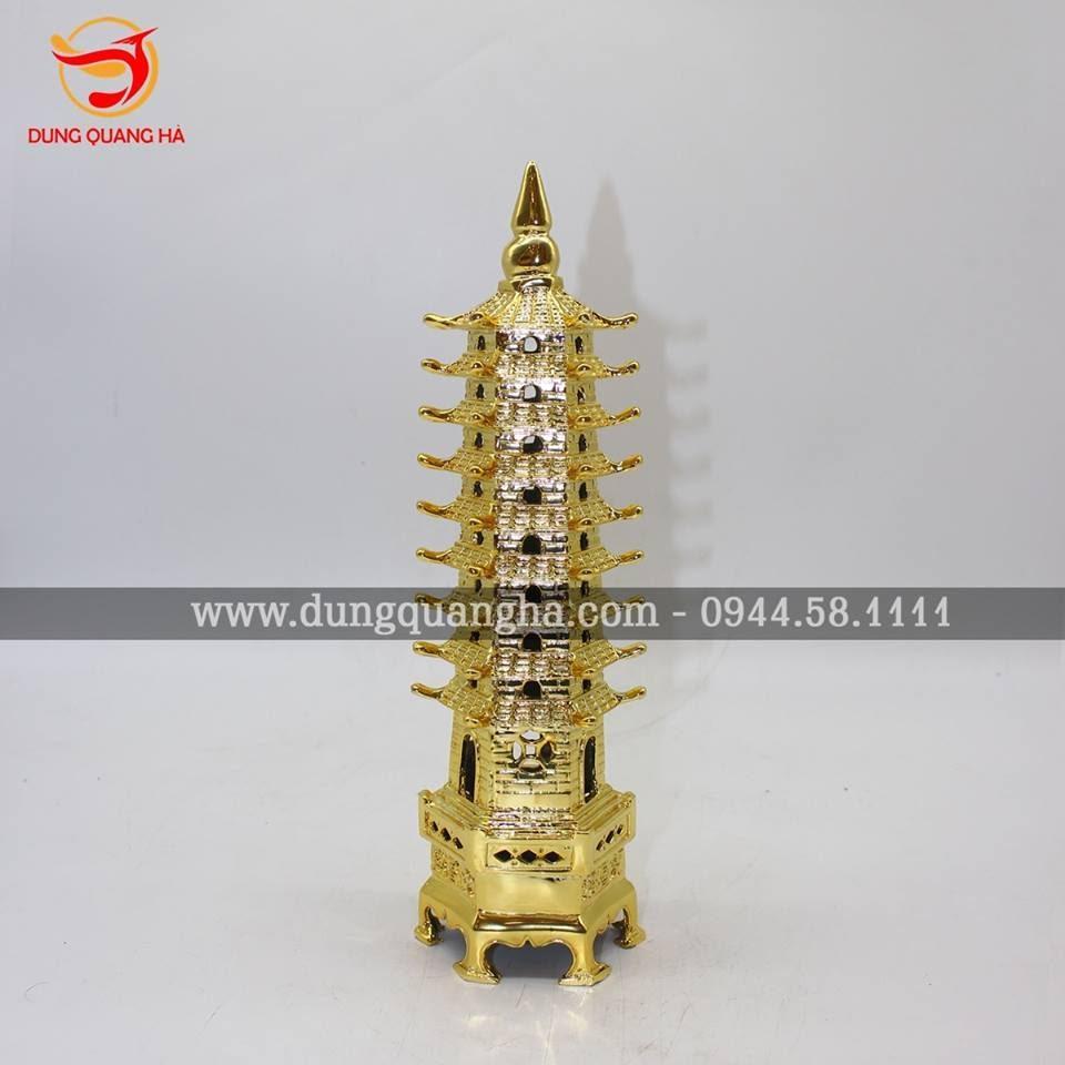 Tháp Văn Xương 9 tầng đẹp tinh xảo, đa dạng kích thước
