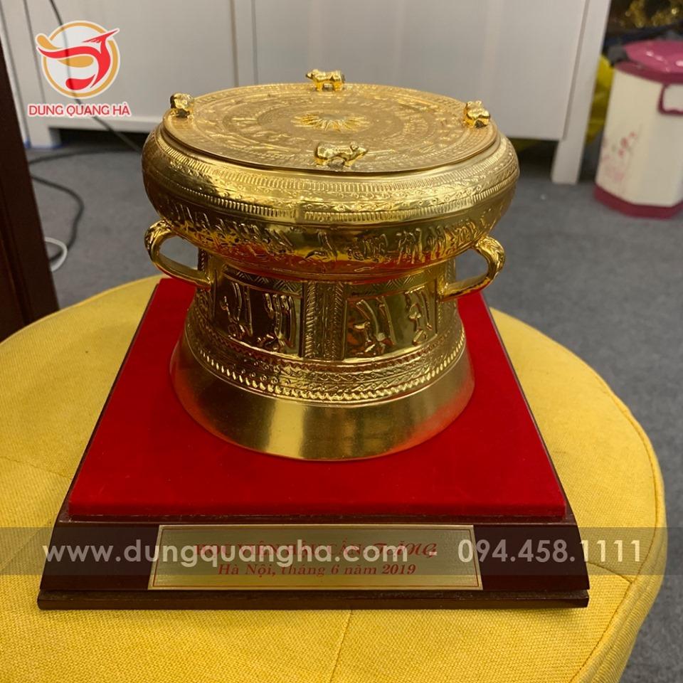 Trống đồng – linh vật biểu tượng cho văn hoá của người Việt Nam