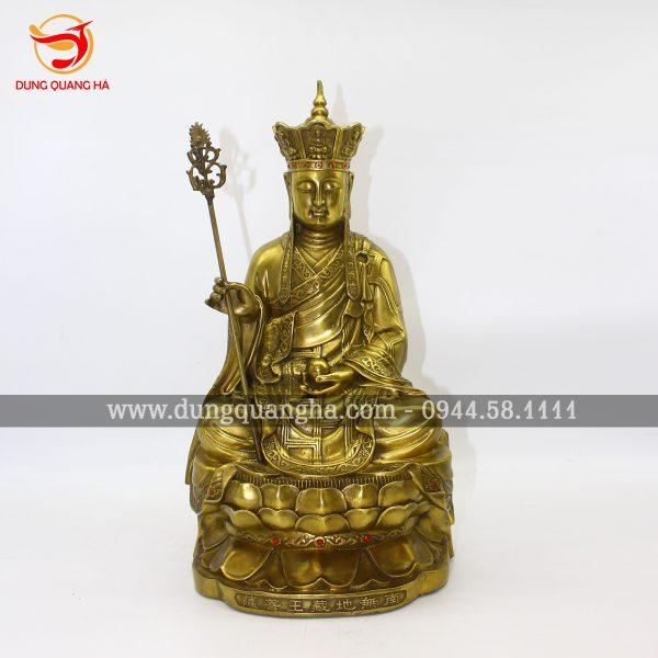 Tượng Đường Tam Tạng – Bộ tượng Tây Du Ký bằng đồng