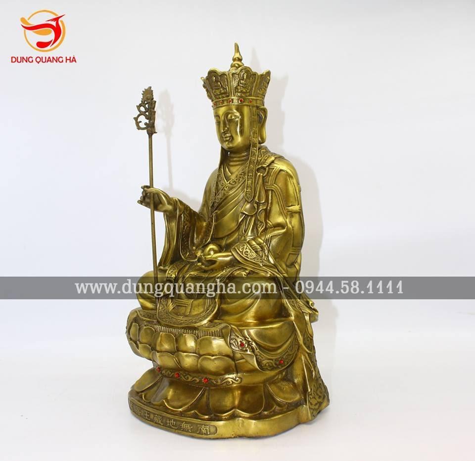 Tượng Đường Tam Tạng - Bộ tượng Tây Du Ký bằng đồng