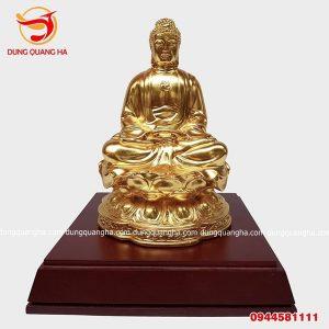 Tượng Phật bằng đồng – biểu tượng linh thiêng trong tâm thức của mọi tín đồ Phật giáo