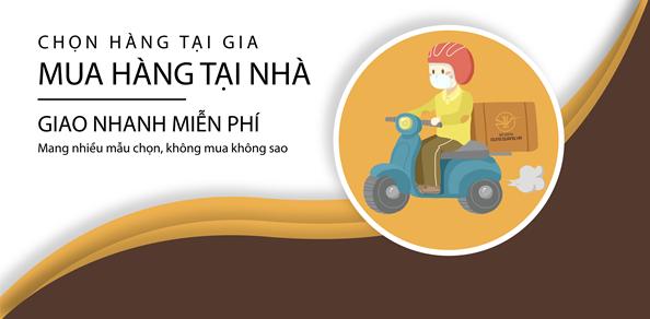 Chọn Hàng Tại Gia Mua Hàng Tại Nhà Cùng Đồ Đồng Dung Quang Hà