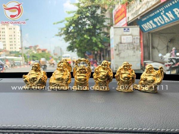 Tượng phật để xe ô tô ở Hà Nội
