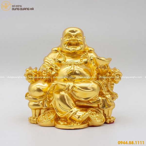 Cách đặt tượng Phật Di Lặc trên bàn làm việc