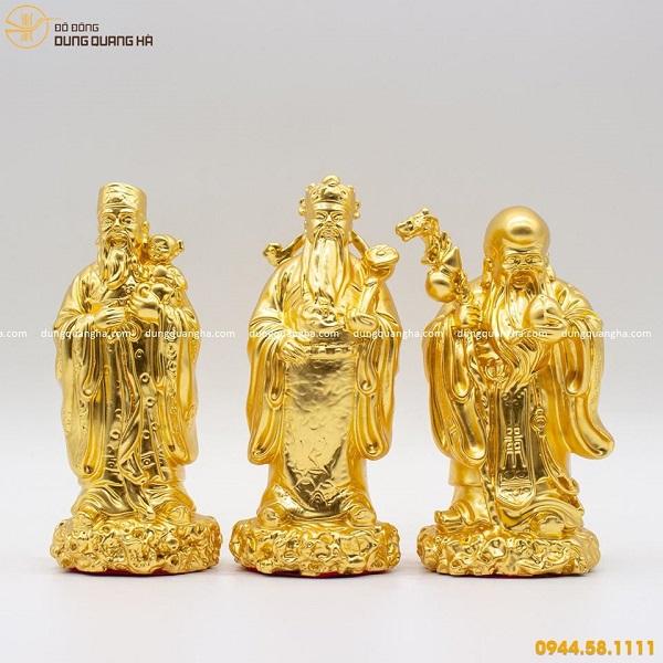 Cách đặt tượng Phúc Lộc Thọ trong nhà
