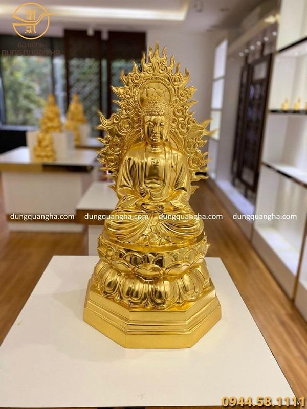 Tượng Phật thờ tại gia