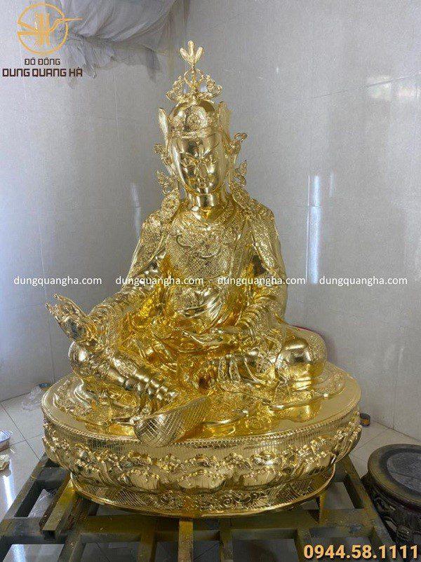 Dung Quang Hà - địa chỉ mua tượng Phật ở Hà Nội đáng tin cậy, chế tác rất nhiều mẫu tượng Phật độc đáo