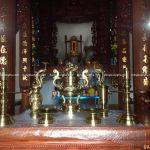 Giao bộ ngũ sự bằng đồng catut và phụ kiện cho khách ở Thường Tín – Hà Nội