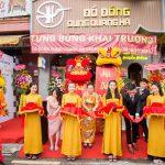 Những hình ảnh đẹp trong buổi lễ khai trương chi nhánh Sài Gòn ngày 10/10