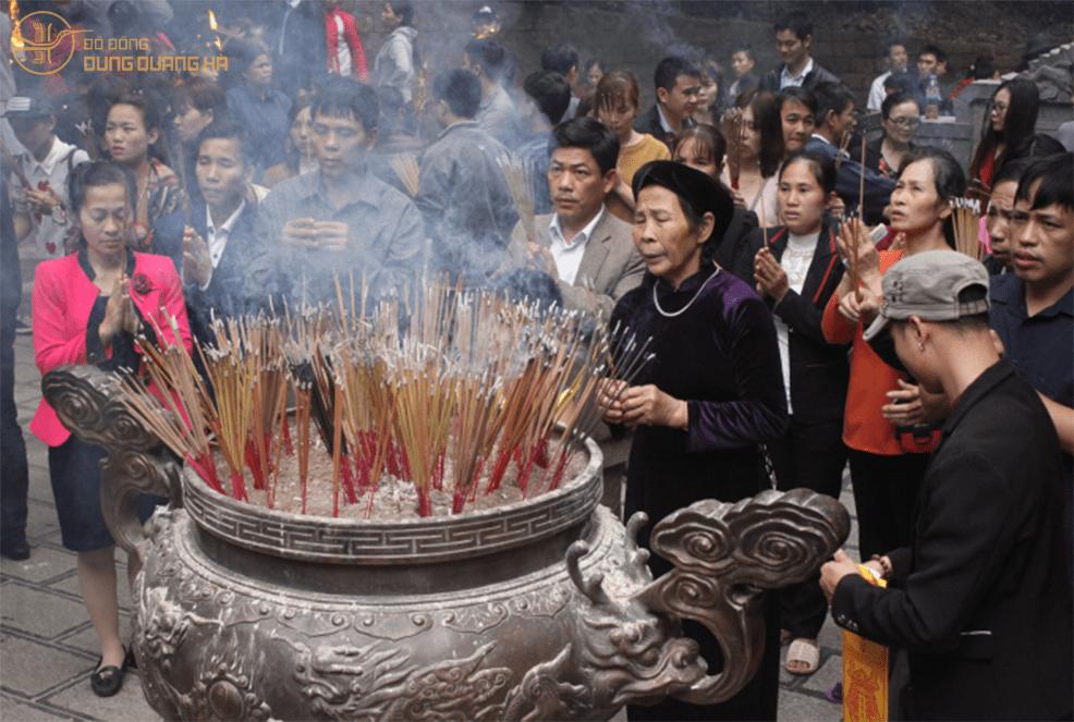 Hương Lộc đầu năm