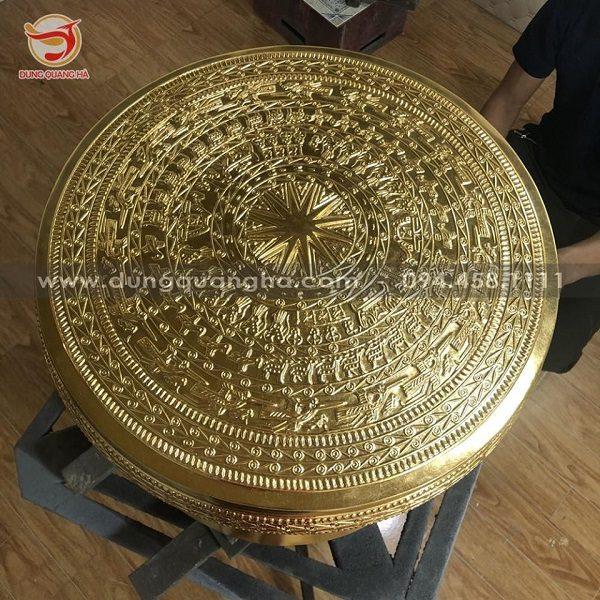 Trống đồng Ngọc Lũ thể hiện nét đẹp dân tộc