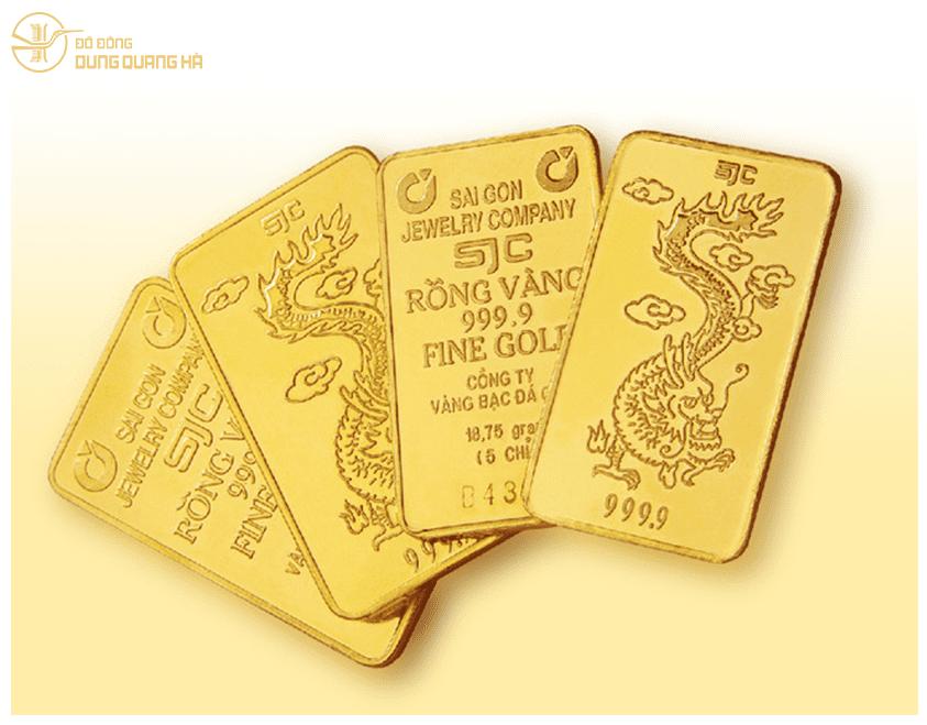 Nên mua vàng miếng thay vì trang sức vàng để tích trữ