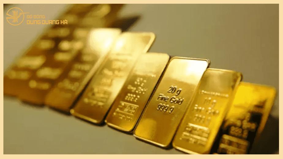 Vàng 24k có phải là vàng 9999