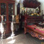 Đồ Đồng Dung Quang Hà giao đôi Lộc Bình cho khách ở Hà đông – Hà Nội