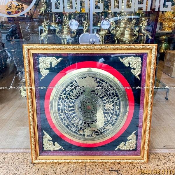 Trống đồng có ý nghĩa văn hóa to lớn trong đời sống của người Việt ta
