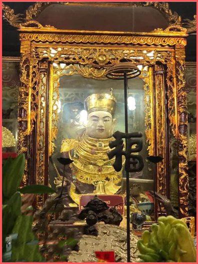 Hình ảnh ông Hoàng Bảy