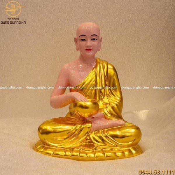 Tượng Phật Sivali cao cấp đẹp trang nghiêm