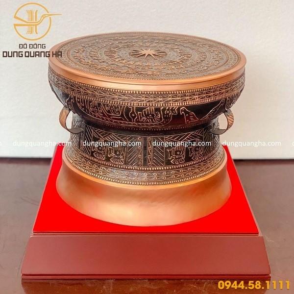 Dung Quang Hà là địa chỉ bán trống đồng lưu niệm uy tín, giá phải chăng