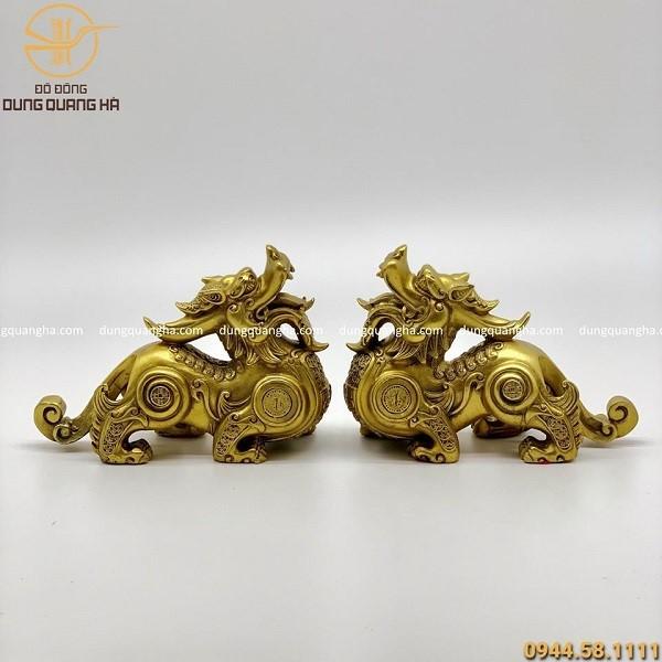 Đồ đồng Dung Quang Hà là địa chỉ uy tín để trả lời cho câu hỏi: mua tỳ hưu ở đâu Hà Nội?