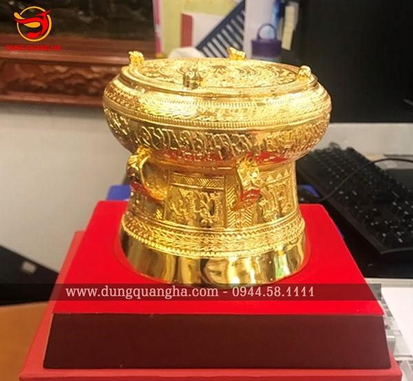 Đồ đồng Dung Quang Hà là địa chỉ uy tín để mua trống đồng Ngọc Lũ