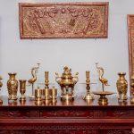 Thông tin đầy đủ về giá các loại đồ thờ bằng đồng