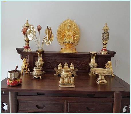 Hình ảnh bàn thờ