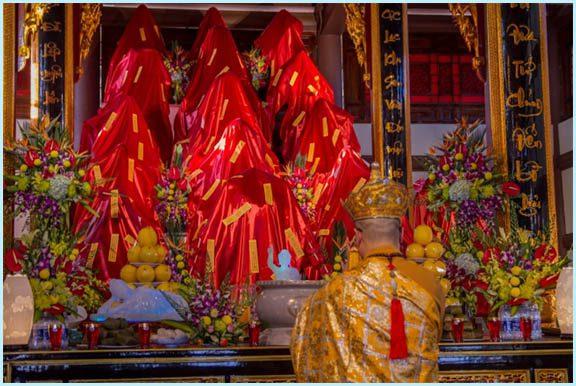 Khai quang tượng Phật là việc làm quan trọng cần thiết