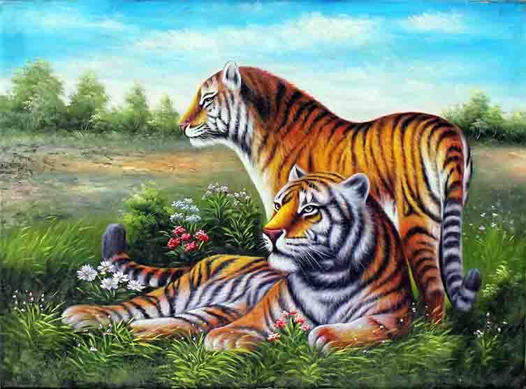 Hình tượng con hổ