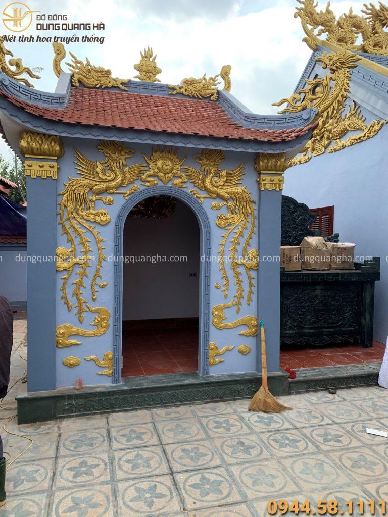Từ đường dòng họ Nguyễn Khắc ở vùng đất học Hà Tĩnh