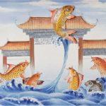 Giải Mã Biểu Tượng Cá Chép Vượt Vũ Môn Trong Văn Hóa Việt