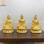 Tây Phương Tam Thánh Phật Gồm Những Ai & Có Ý Nghĩa Gì?