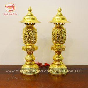 Đèn thờ bằng đồng thếp vàng tinh xảo_5dda2824986ac.jpeg