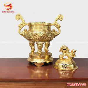 Đỉnh đồng cổ kính thếp vàng 9999 cao cấp_5dda2494381a2.jpeg