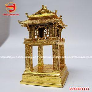 Khuê Văn Các bằng đồng mạ vàng cao cấp