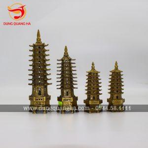 Tháp Văn Xương bằng đồng vàng
