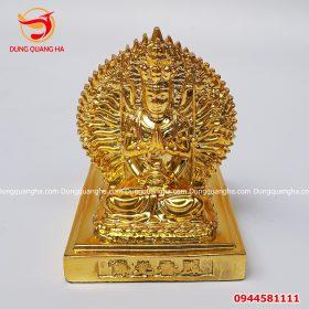 Tượng Phật Nghìn Mắt Nghìn Tay để xe ô tô