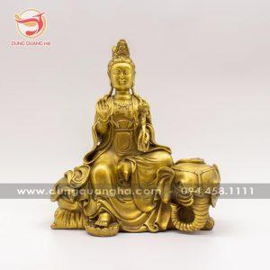 Tượng Phật Phổ Hiền Bồ Tát