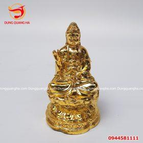 Tượng Phật Quan Âm để xe ô tô cao 11cm