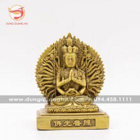 Tượng Phật Quan Âm nghìn mắt nghìn tay
